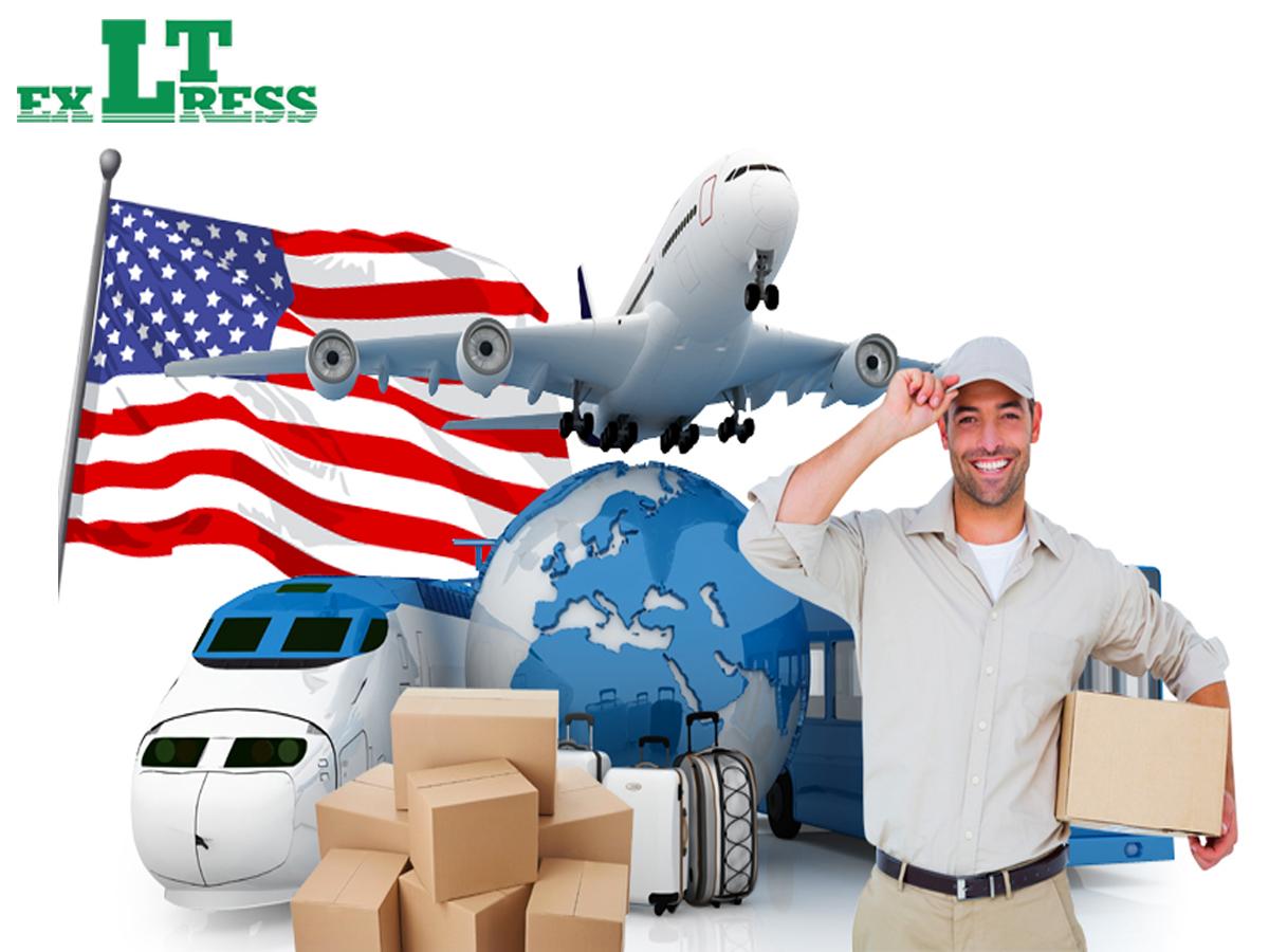 Gửi hàng đi Mỹ tại Biên Hoà