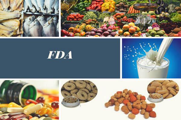 Giấy chứng nhận FDA